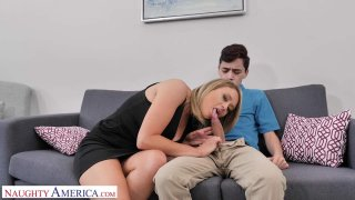 Nicole (Elle McRae) needs some young cock NOW Preview Image