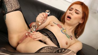 Solo Teen wants to Use ALL the SexToys! Preview Image