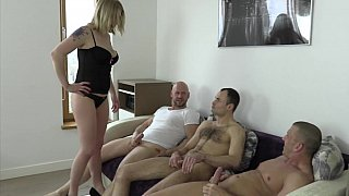 Thick blonde DP'ed Preview Image