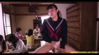 Jav Teen Ootsuki Hibiki Rides Glory Hole Preview Image