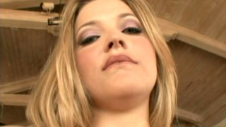 PAWG blonde seductress Alexis Texas gets her fat pussy licked Preview Image