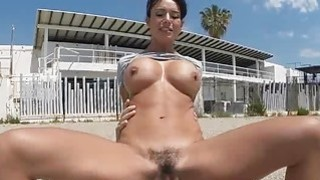 Franceska fat pussy banged in public Preview Image