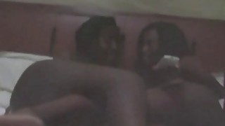 Horny African Lesbians Lick_Each Others Pussy Preview Image