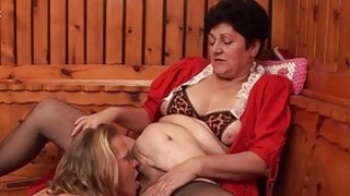 FUN MOVIES Horny Granny_Lesbians Preview Image