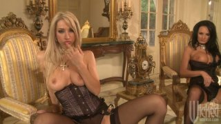 Alektra Blue and Sammie Rhodes will make your_monitor_melt Preview Image