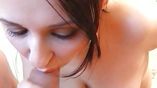 Raunchy and horny vagina pounding for redhead Preview Image