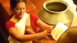 Hot MOM and SON Bedtime_Romance & Massage - Hotmoza.com Preview Image