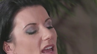 Brunette mature_lady fucks young cock Preview Image