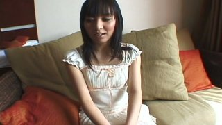 Nasty_brunette_gal_Mami_Kato_plays_with_high_powered_vibrator Preview Image