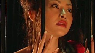 Solo seduction video of sexy Japanese babe Anri Sugihara Preview Image