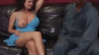 Busty milf takes long_black schlong in pussy Preview Image