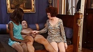 Old Rich dudes fucks the masseuses without asking them. Preview Image