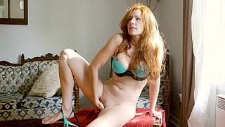 Redhead Milf home alone Preview Image