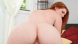 Curvy doxy starts moaning as she reaches orgasms Preview Image