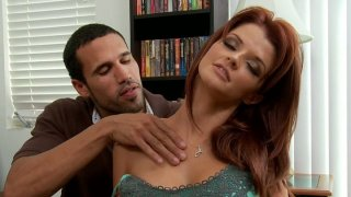 Spoiled red head_Joslyn James fucks like pro Preview Image