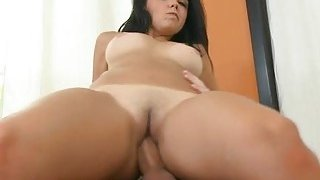 Hot whore loves her daddys strong rod Preview Image