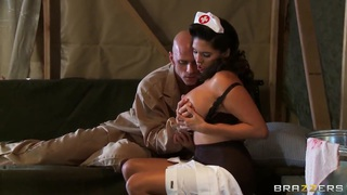 Johnny Sins gets sucked by busty Missy Martinez Preview Image