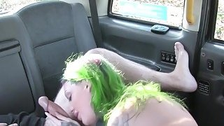 Alt amateur babe banged in fake taxi Preview Image