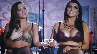 A peek into the lives of pornstars Romi Rain and Abigail Mac Preview Image