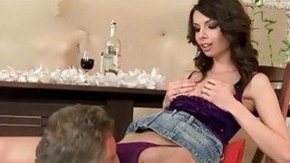 Grandpas and_Pretty Teen Brunettes Compilation Preview Image