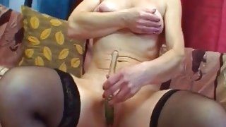 Ivette is a hot horny granny ready to get some dick all over Preview Image