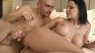 Hungarian slut Abbie Cat shows her skills in anal scenes Preview Image