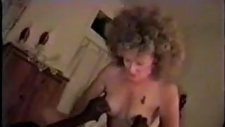 Old Woman Getting Off On Black Cock Preview Image