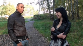 Eva Dark in hardcore_shag scene in an outdoor sex vid Preview Image