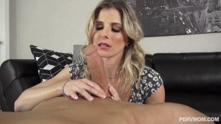 Blonde MILF slut knows_how to handle a big_cock Preview Image