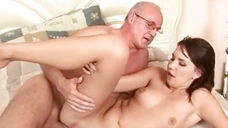 Grandpas and Teens Anal Fuck Compilation Preview Image