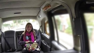 Big booty babe bangs in fake taxi Preview Image