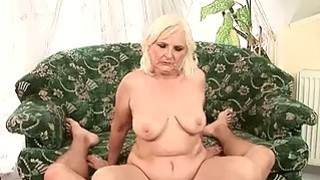 Lusty Grandmas Hard and Anal Sex Compilation Preview Image