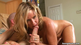 Home Alone_Milf Gets_Nailed! Preview Image