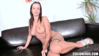 Young Cindy Dollar poses and shows, that she is_ready to fuck Preview Image