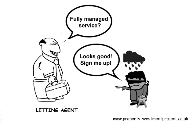 Do Landlords need a Fully Managed Letting Service