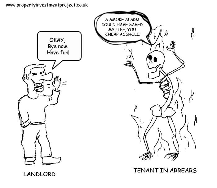 Landlord Smoke and Carbon Monoxide Alarm Regulation
