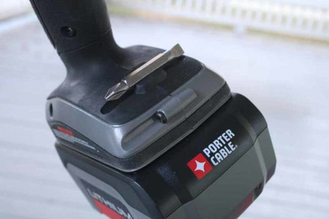 Porter Cable 18v Lithium Lx Battery