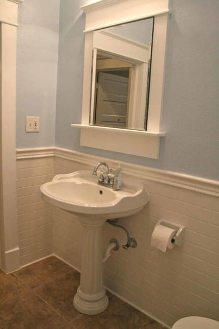 Renovating And Remodeling A 1920 S Bathroom