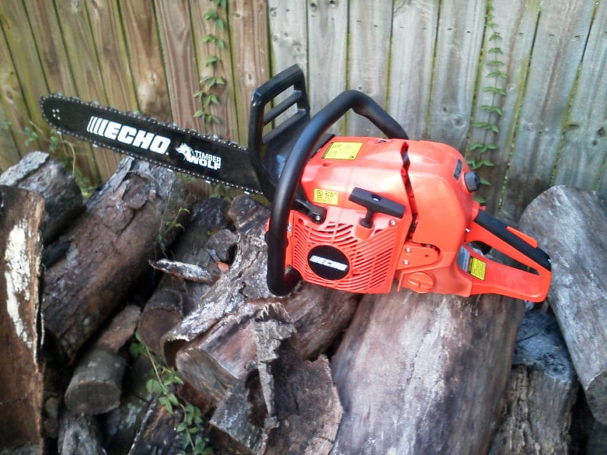 Echo Timber Wolf CS590 Chainsaw Review