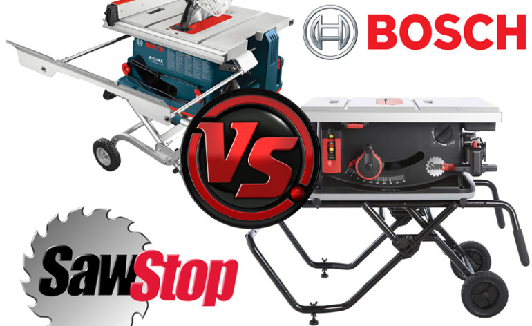 Bosch Reaxx Table Saw For Sale