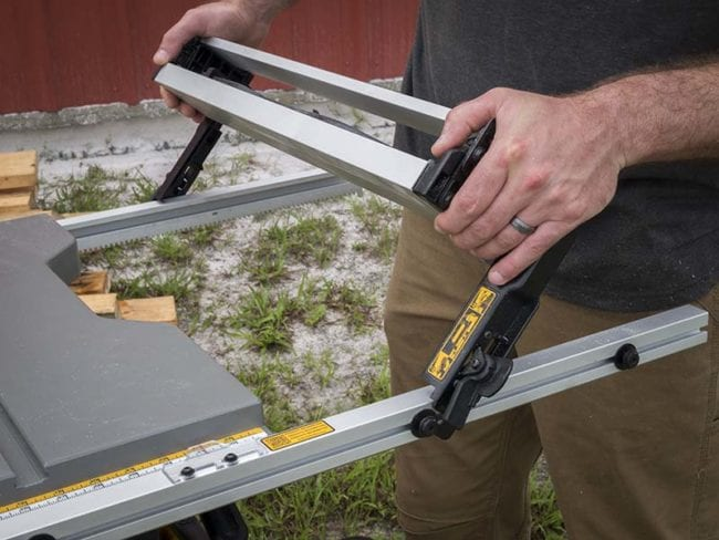 Best Table Saw Fence System