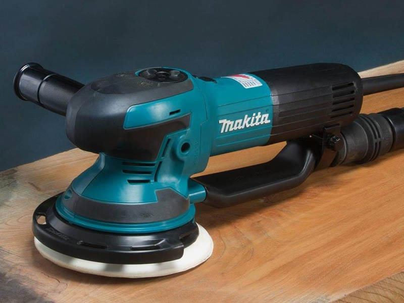 Ridgid Orbital Sander Review