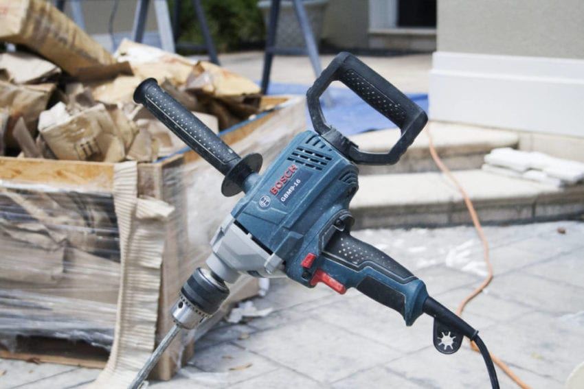Bosch GBM9 16 58 Inch Drill Mixer Pro Tool Reviews