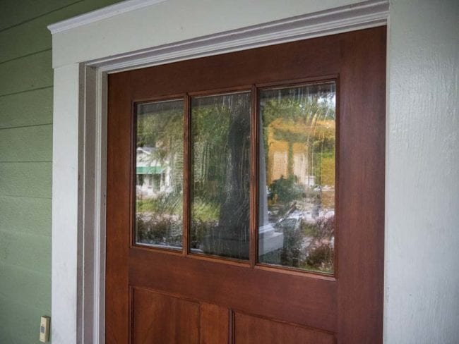 Simpson Craftsman Door Installation and Review  Pro Tool Reviews