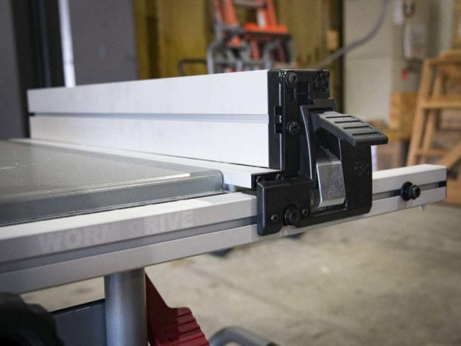 Table Saw Fence And Rail System Uk