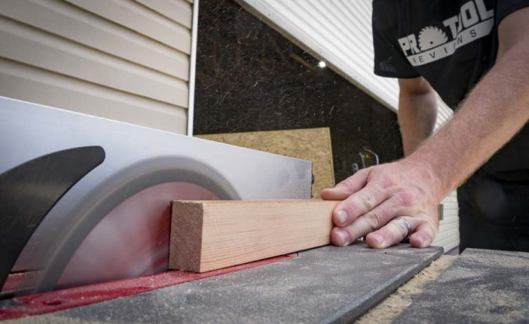 Table Saw Sled Reviews