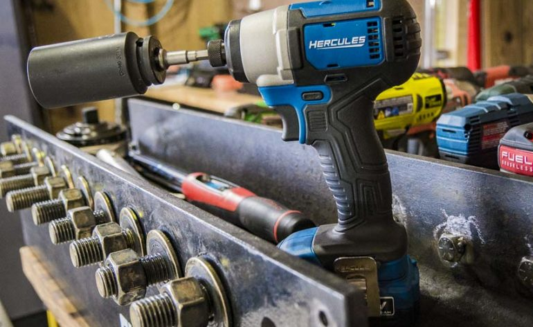 Harbor Freight Impact Driver Review