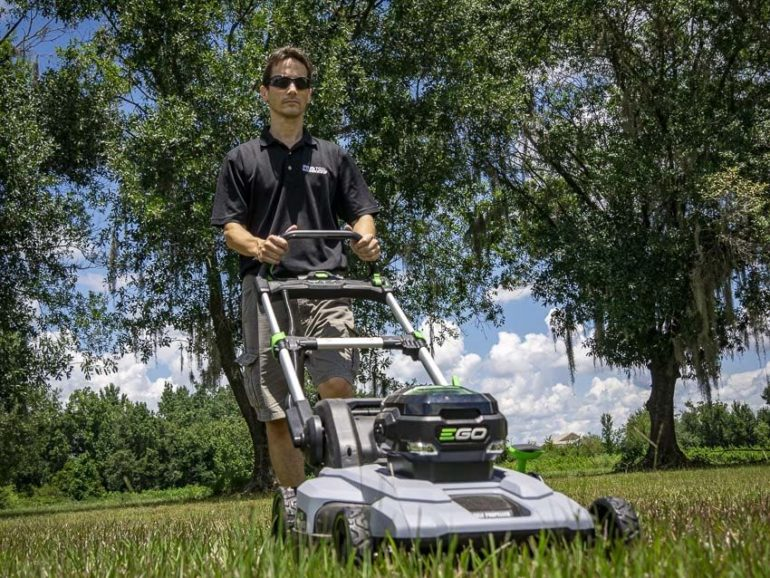 Ego Self Propelled Lawn Mower Review Pro Tool Reviews