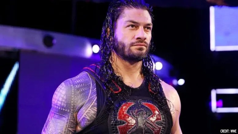 roman reigns will appear