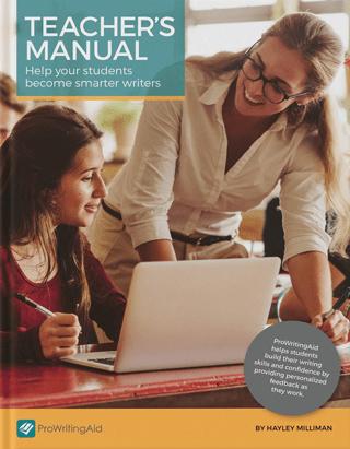 ProWritingAid Teacher's Manual